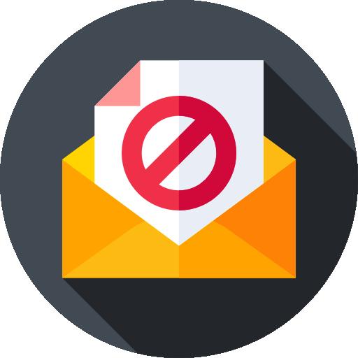 bloquer sms dans l'application message