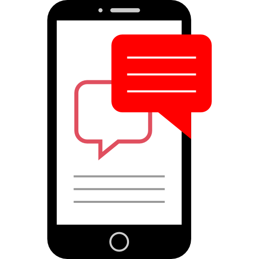envoyer sms anonyme android