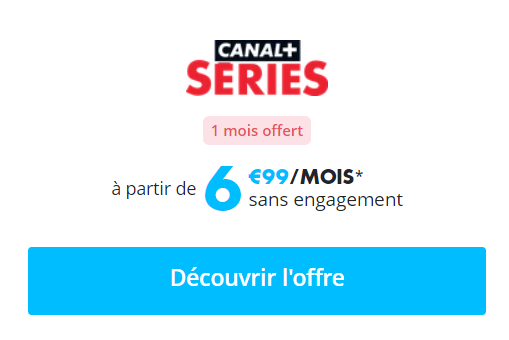 offres streaming séries canal plus android