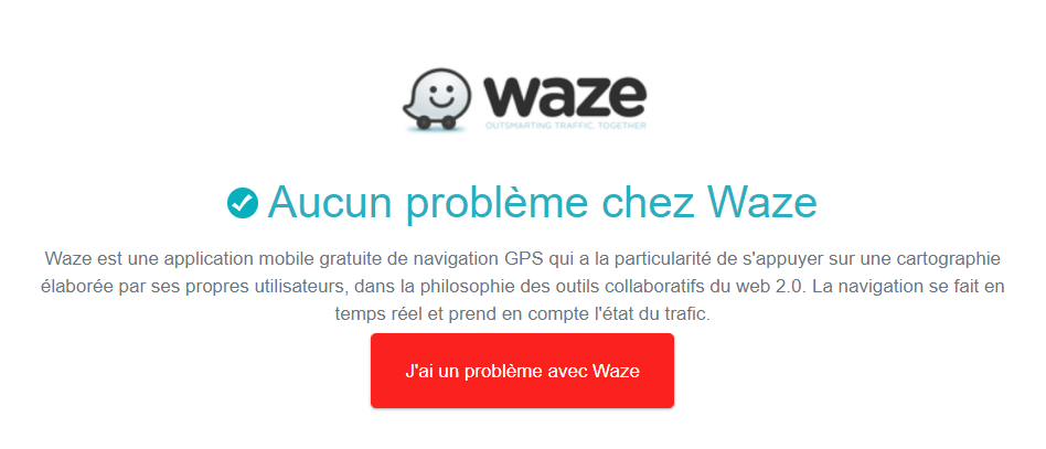 problem solving on Waze and android auto