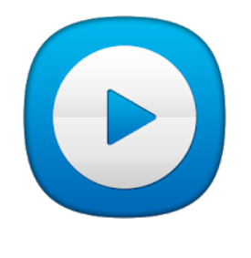 logotypprogramvara som spelar MOV-filer på Android