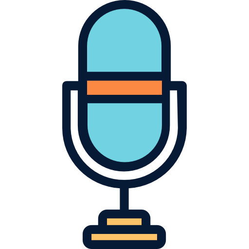 voice typing logo on android keyboard