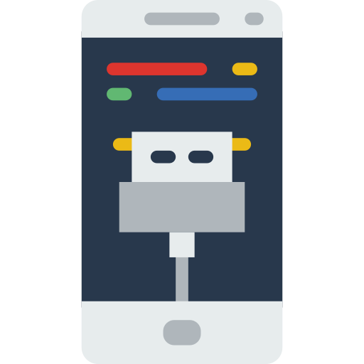 logo activer usb debbuging android