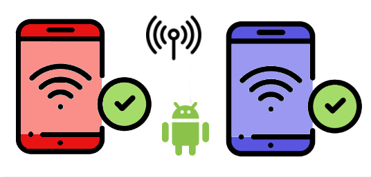 logo wifi direct android