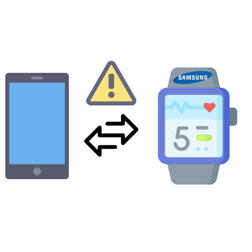 connection problems with your Samsung Galaxy Watch.